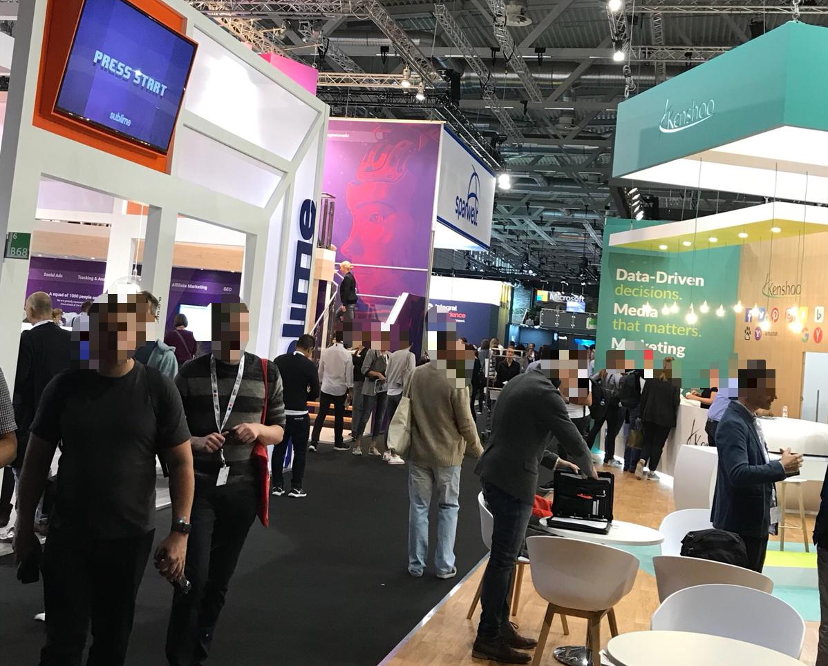 Studio1 Team Online Marketing auf der DMEXCO 2018